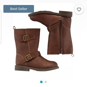 🛑SOLD🛑Carter's toddler girl riding boots